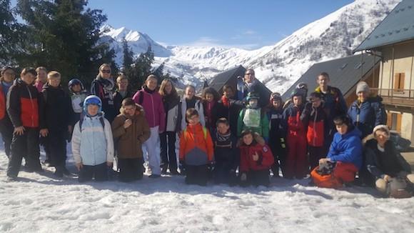 """camp ski Saint-Jean de Passy, 1ère semaine des vacanc""""es de février 2020"""