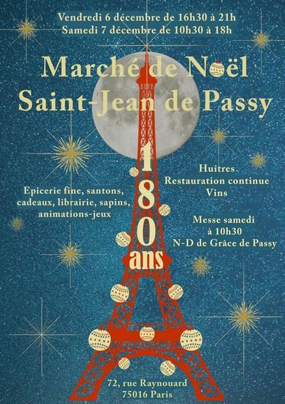 marché de Noël 2019 Saint-Jean de Passy