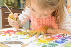 activité extra-scolaire St-Jean de Passy - dessin