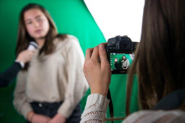 jeune reporter - activité St-Jean de Passy